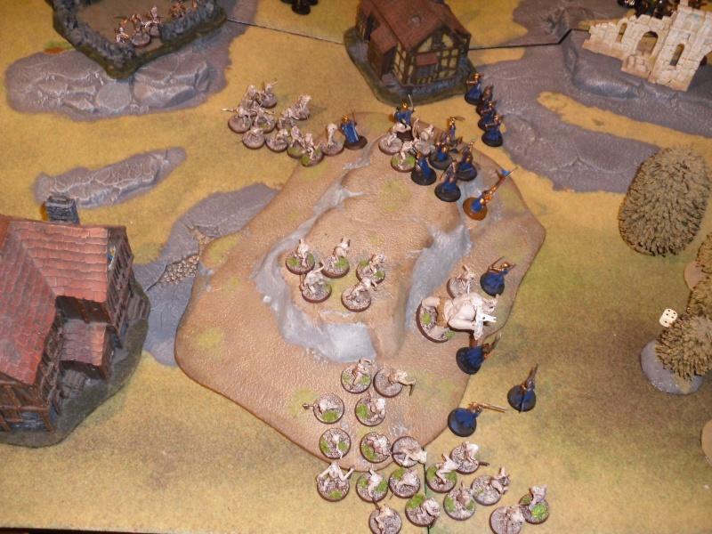 Gobelins VS Ultime Alliance. Dsci8222