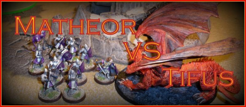 Gondor VS Gobelin&Dragon. Dsci8611
