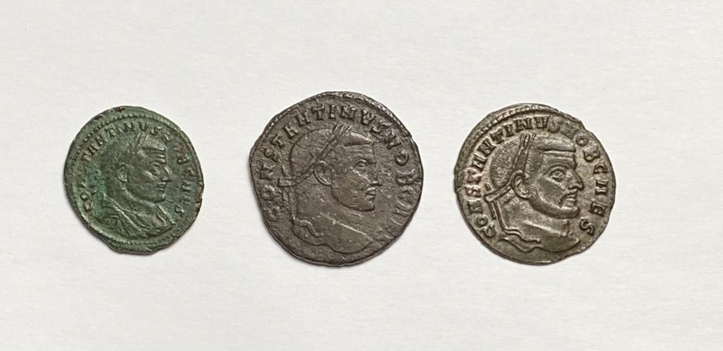 Follis de Constantin I César 87828610