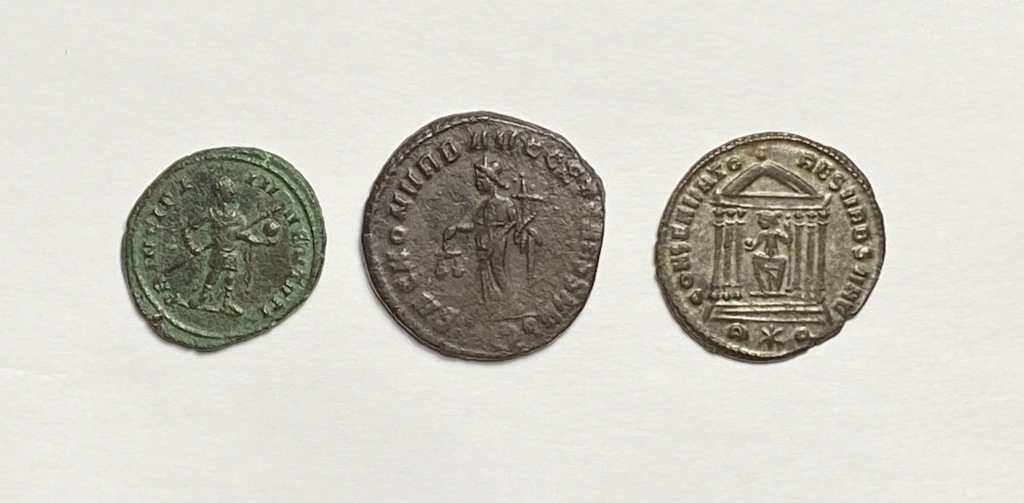 Follis de Constantin I César 87d7c010