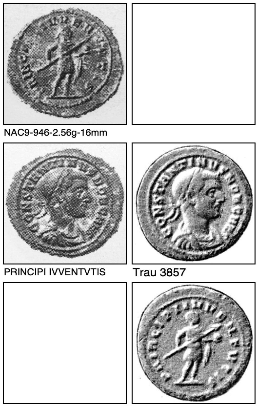 Follis de Constantin I César Princi10