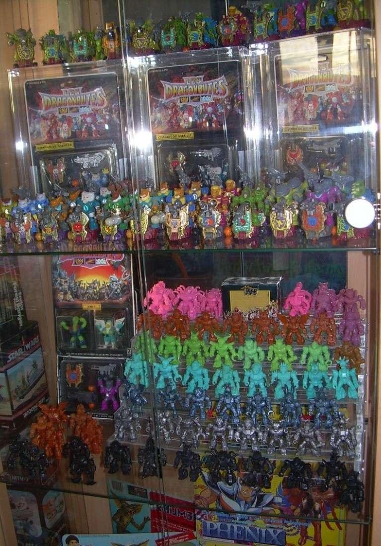 Tout sur les DRAGONAUTES - Laser Beast - Transformers Vitrin17