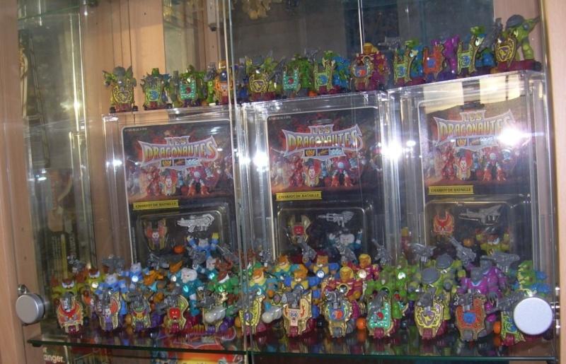 Tout sur les DRAGONAUTES - Laser Beast - Transformers Vitrin18