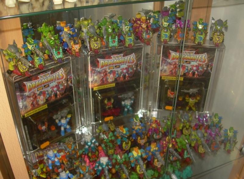 Tout sur les DRAGONAUTES - Laser Beast - Transformers Vitrin19