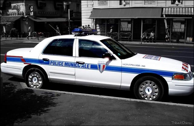 pick up de police 45311310