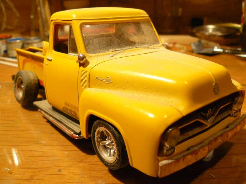 Ford F100 pick-up Ford_f10