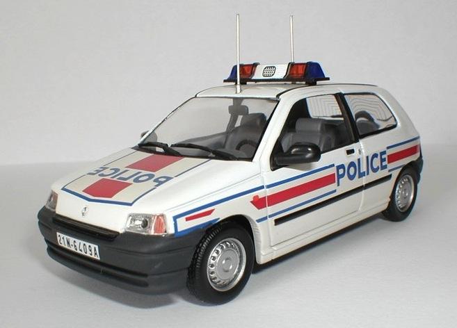 pick up de police France10