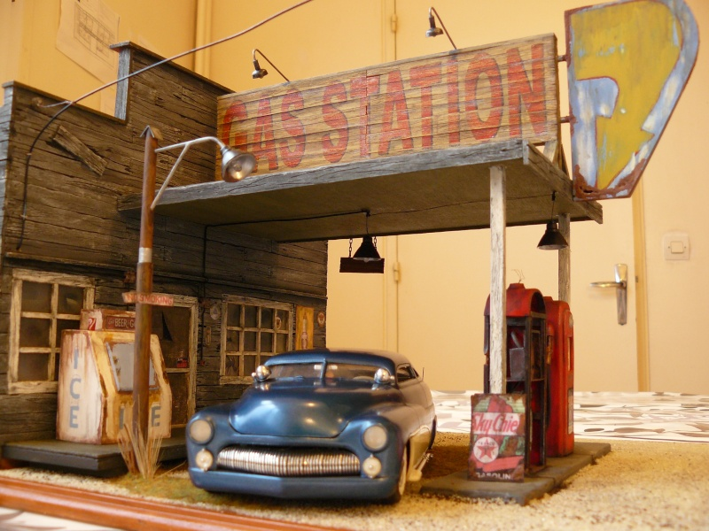 Gas Station P1050913