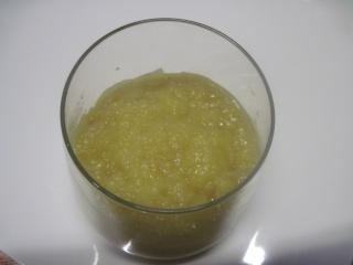 compote de pommes et oranges au micro-ondes.photos. Compot10