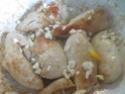 blanc de poulet aux poivrons,vert,rouge,jaune.photos. Blanc_18