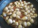 champignons à la sauce tomate.photos. Champi20