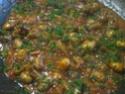 champignons à la sauce tomate.photos. Champi22