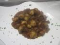champignons à la sauce tomate.photos. Champi23