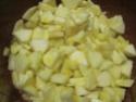 compote de pommes et oranges au micro-ondes.photos. Compot15