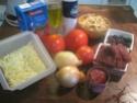 pizza aux champignons et tomates séchées.photos. Pizza_18