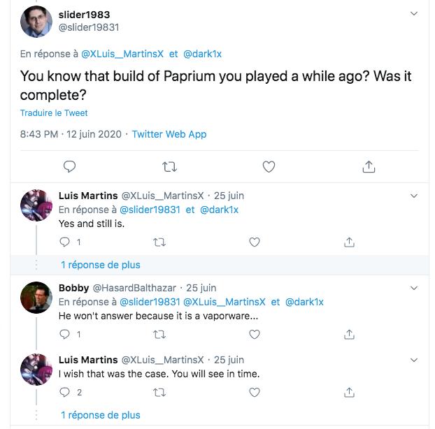 topic officiel Project Y - Paprium - Page 3 Captur61