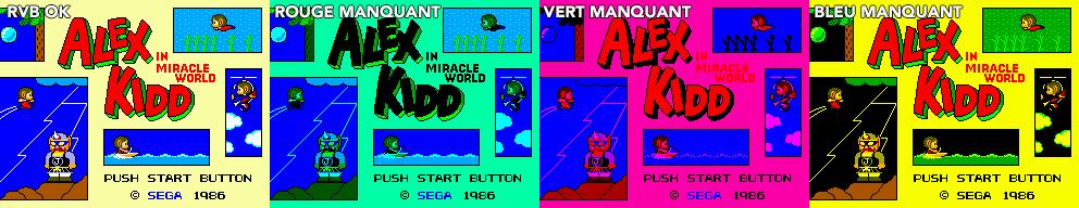 Master system 1 avec une image jaune (plus de bleu) Rvb10