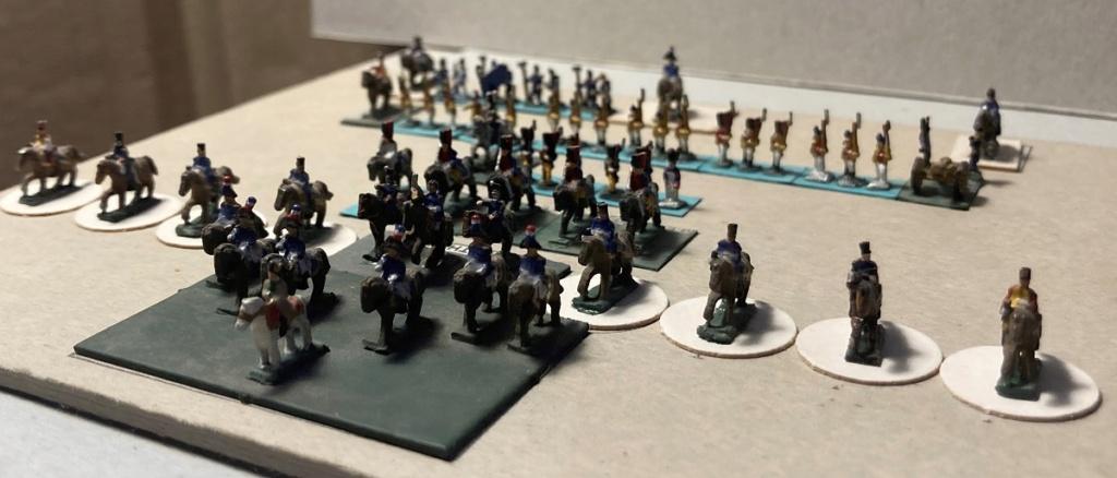 I° Empire : État-Major Général de ma Grande Armée de NAPOLÉON I°. 1-4-im11