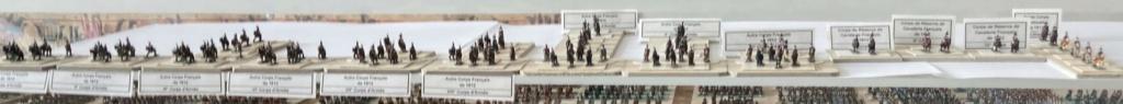 I° Empire : ÉTATS-MAJORS DES CORPS DE LA GRANDE ARMÉE POUR LA CAMPAGNE DE RUSSIE EN 1812 (Au 1/300°). 12-110