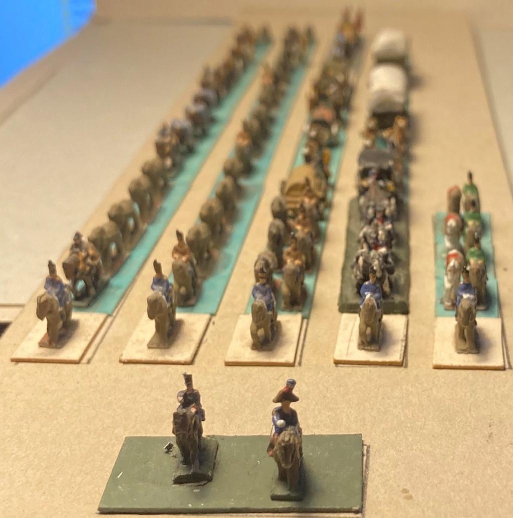 Premier Empire : Division des Équipages de NAPOLÉON Ier (au 1/300 = figurines de 6 mm). 2-2-im10