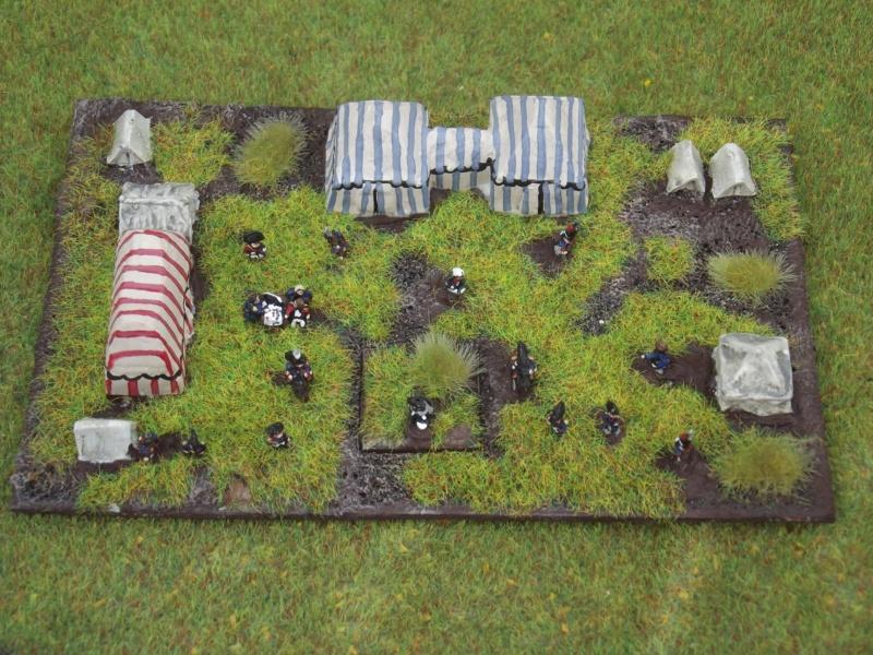 1° Exposition virtuelle de JackNap1948 : L'État-Major Général à pieds de ma Grande Armée de NAPOLÉON I° (au 1/300° = figurines de 6 mm). 2_dscf11