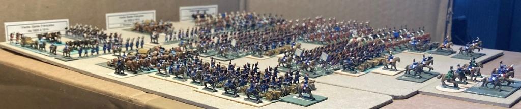 I° Empire : Le Corps de la Vieille Garde Impériale de NAPOLÉON I° (au 1/300°). 3-2_im10