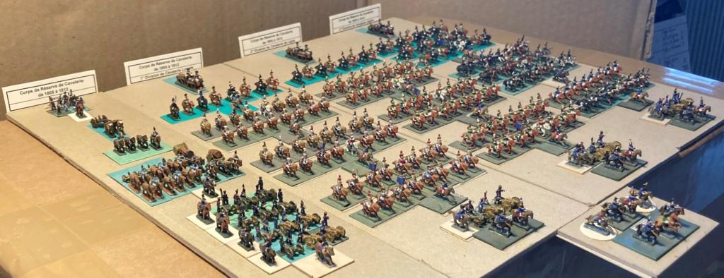 I° Empire : Réserve de Cavalerie de la Grande Armée 1805 / 1812 (au 1/300°) 7-3-im11
