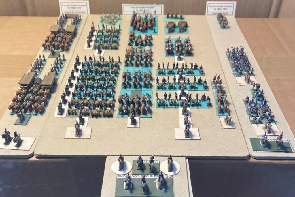 I° Empire : Parc de la Grande Armée 1805 / 1812 (au 1/300°) 8-2_im10