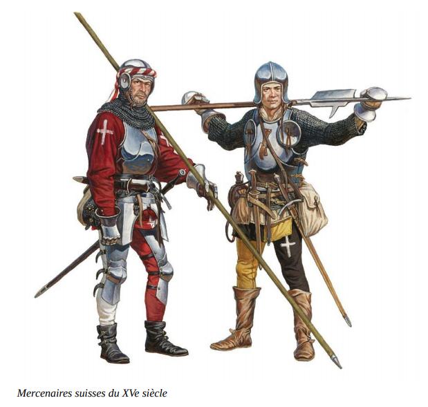 L'armée suisse sous le I° Empire par Charles VENANT Captur12