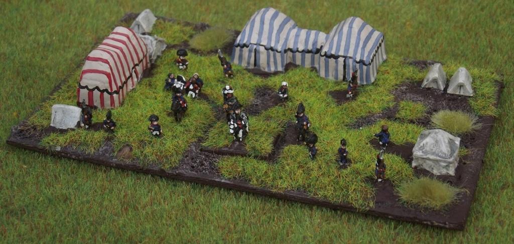 État-Major Général de mon Armée Française du I° Empire au 1/300° [ HEROICS AND ROS ]. Dscf1312