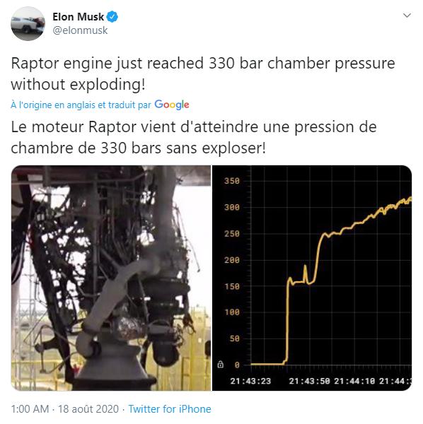 Le moteur-fusée Raptor de SpaceX - Page 5 Captur15