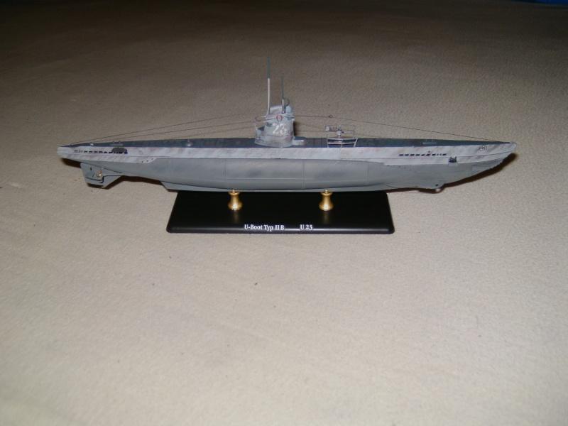 U-Boot Typ II B / U 23, Revell 1:144 Pict0061