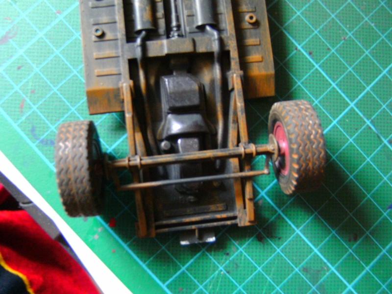 `77 GMC Umbau Truck von Revell in 1:25 Pict0120