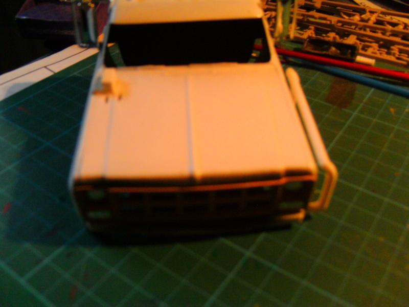 `77 GMC Umbau Truck von Revell in 1:25 Pict0129