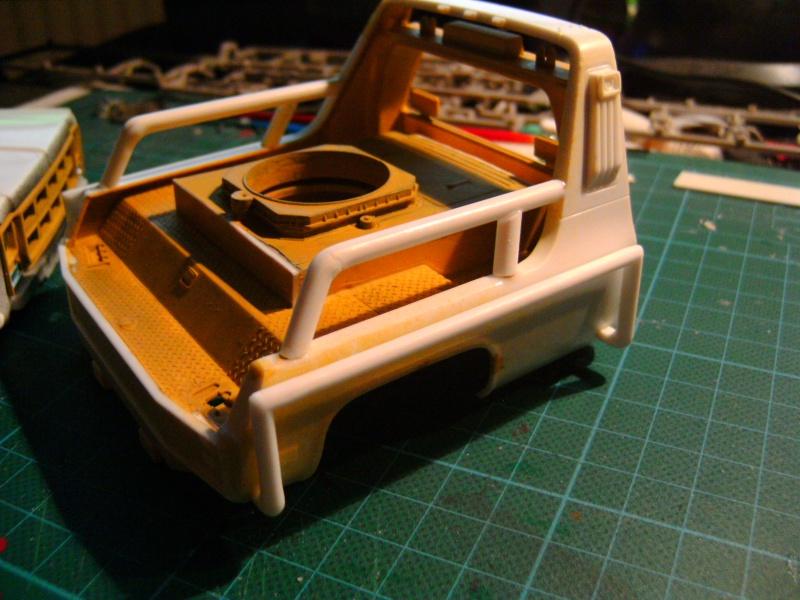 `77 GMC Umbau Truck von Revell in 1:25 Pict0144