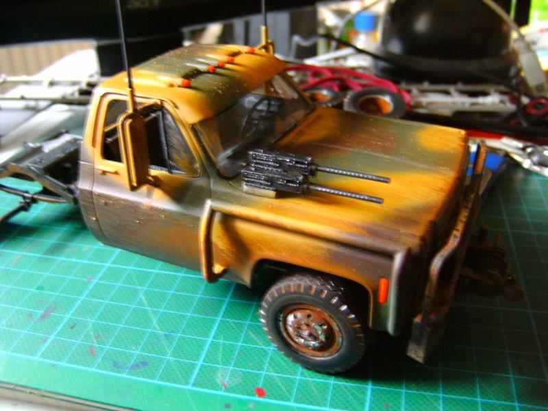`77 GMC Umbau Truck von Revell in 1:25 Pict0161