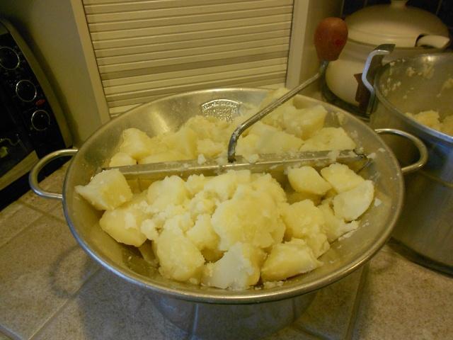 Croquettes de pomme de terre Croque15