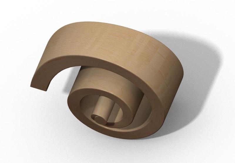Dessiner une spirale de Cornu ou Clothoïde Volute11