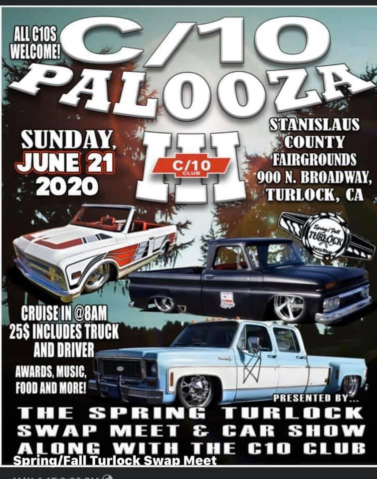 June 21st Turlock CA, Spring/Fall Turlock Swap meet  10054810