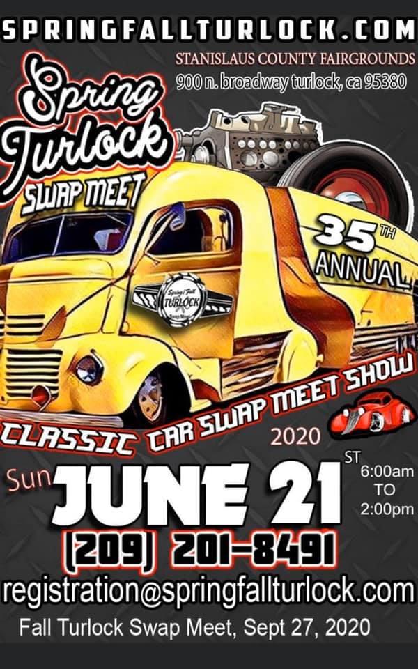 June 21st Turlock CA, Spring/Fall Turlock Swap meet  98207010