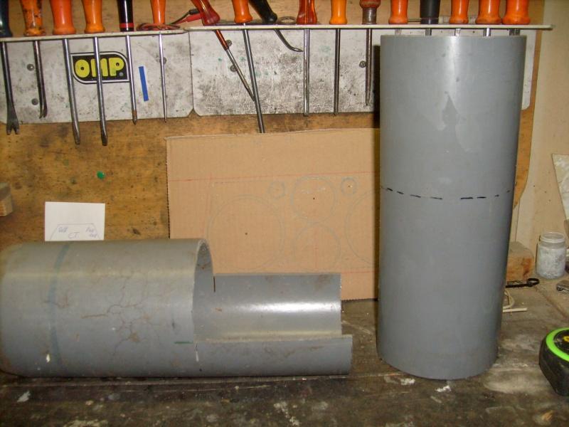 Fabrication d une planche support compteur tableau de bord S7300810