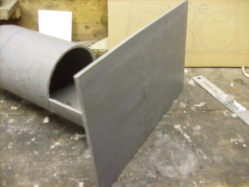Fabrication d une planche support compteur tableau de bord S7300813