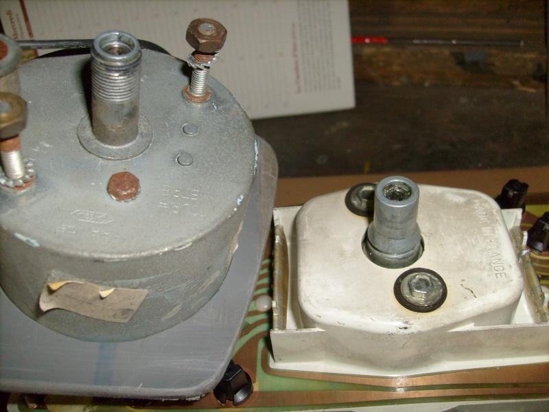 compteur -  Fabrication d une planche support compteur tableau de bord S7300819