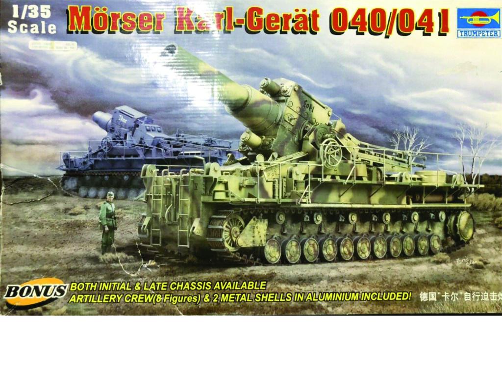 Mörser Karl-Gerät 040/041 - Trumpeter - 1/35 Abcd_110