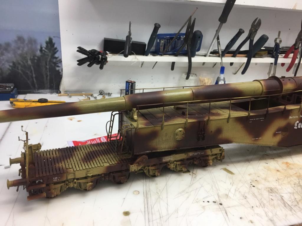 Artillerie en production - Canon Leopold et locomotive C12 Trumpeter - 1/35 - Page 3 Img_6711