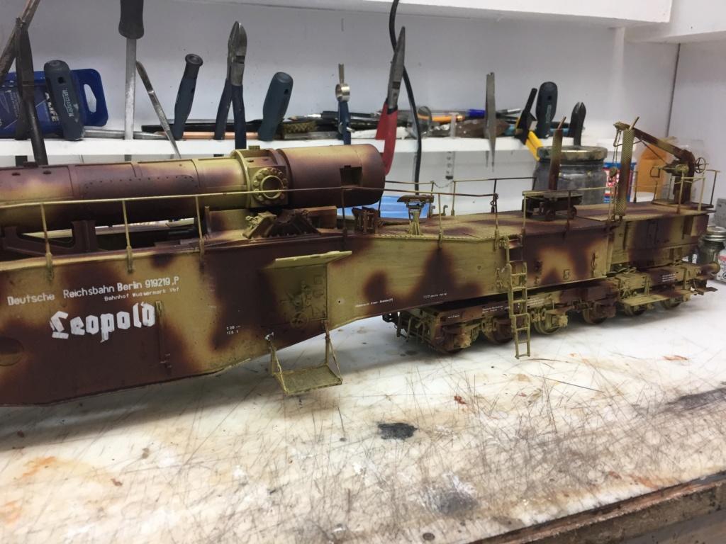 Artillerie en production - Canon Leopold et locomotive C12 Trumpeter - 1/35 - Page 3 Img_6712