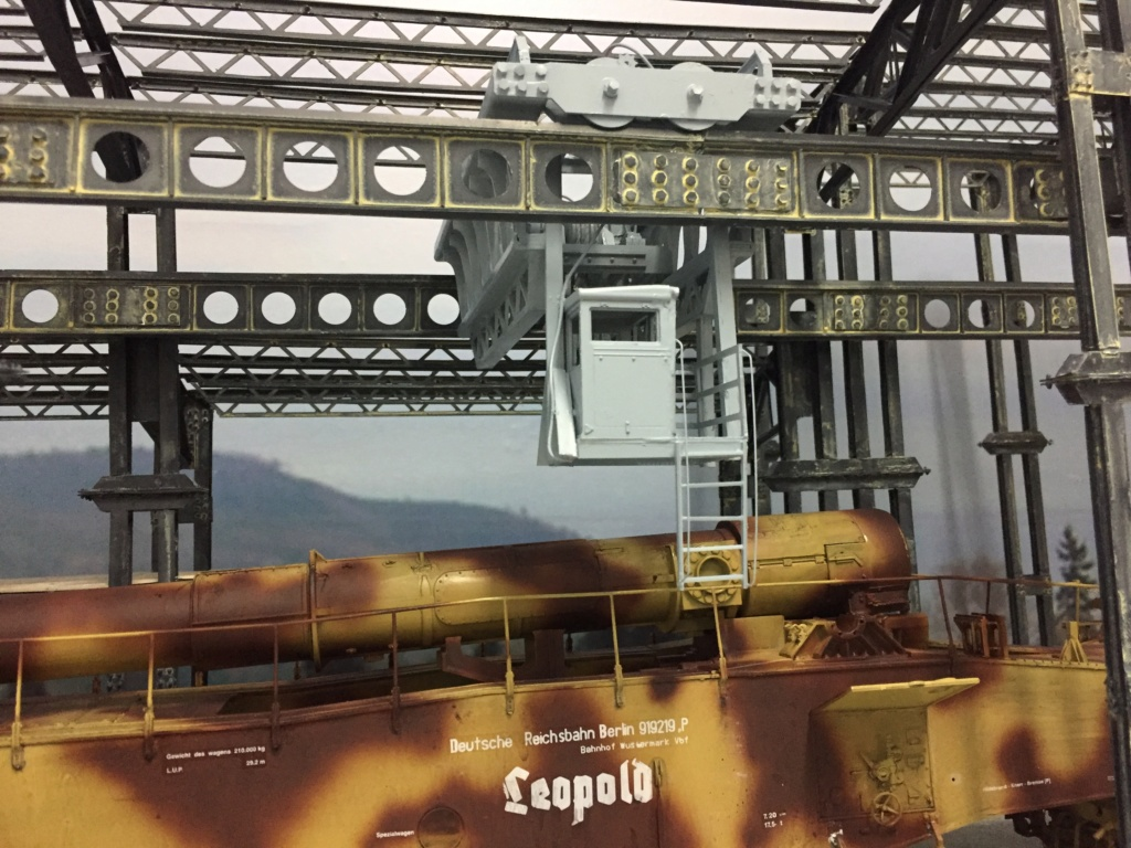 Artillerie en production - Canon Leopold et locomotive C12 Trumpeter - 1/35 - Page 5 Img_6826