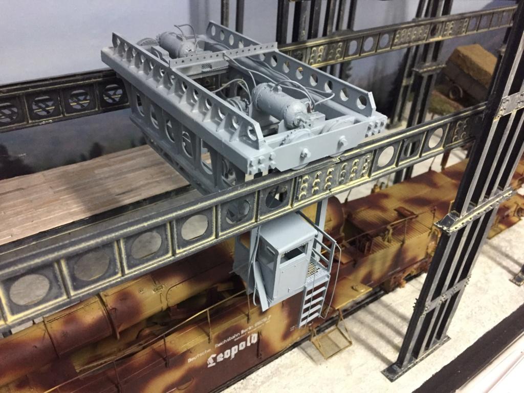 Artillerie en production - Canon Leopold et locomotive C12 Trumpeter - 1/35 - Page 5 Img_6830
