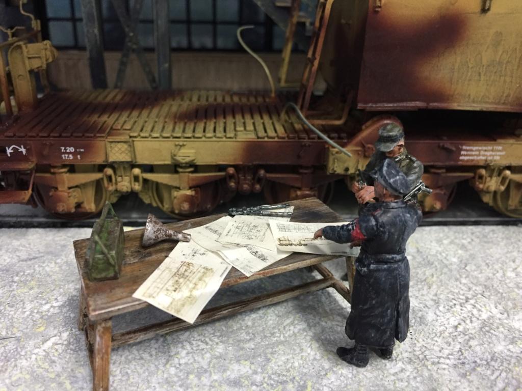 Artillerie en production - Canon Leopold et locomotive C12 Trumpeter - 1/35 - Page 5 Img_6927