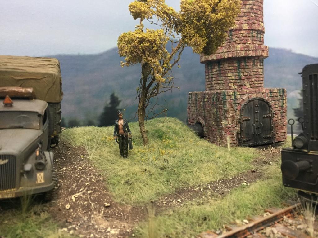 Artillerie en production - Canon Leopold et locomotive C12 Trumpeter - 1/35 - Page 5 Img_6928